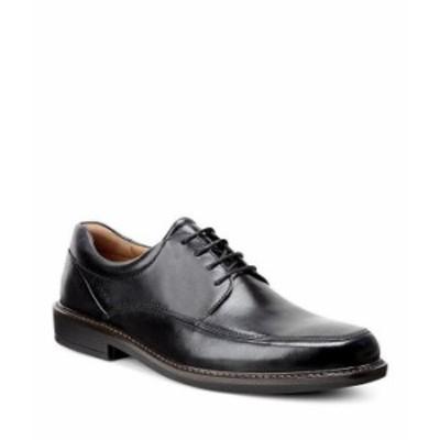 エコー メンズ ドレスシューズ シューズ Men's Holton Apron-Toe Dress Shoes Black