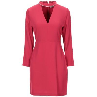 TWENTY EASY by KAOS ミニワンピース&ドレス ガーネット 42 ポリエステル 97% / ポリウレタン 3% ミニワンピース&ドレス