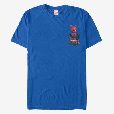 スパイダーバース Tシャツ マーベル Marvel スパイダー ハム 半袖 レディース メンズ