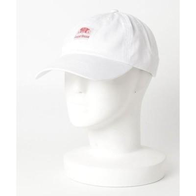帽子 キャップ 【ROUND HOUSE/ ラウンドハウス】ウォッシュド ツイル ベースボールキャップ