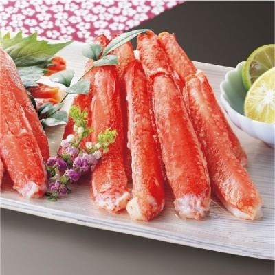ゆでずわいがに棒肉 300g 札幌バルナバフーズ(直送品)