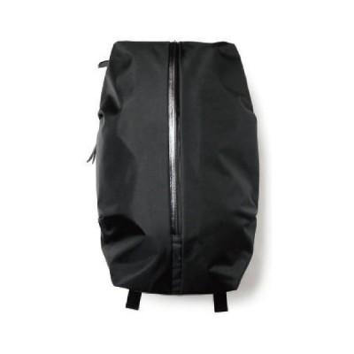 LIVERAL Egg Pack M Black series バックパック25L L1100【日本製】 (Nylon 840denier)