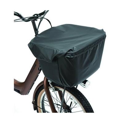 パナソニック(Panasonic) フロント バスケットカバー ブラック NAR164 YD-4542 自転車