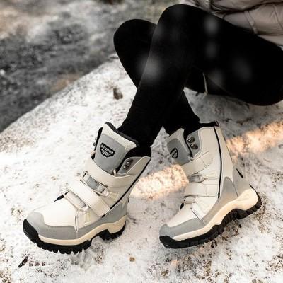 レディース スノーシューズ ブーツ ハイカットスニーカー あったかい アクティブ スポーツ ボア メンズ 雪道 冬靴 冬キャンプ