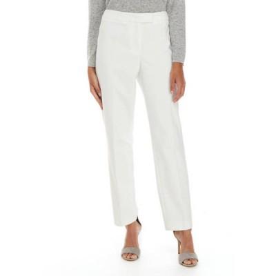 アンクライン レディース カジュアルパンツ ボトムス Women's Linen Pants