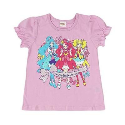 Tシャツ-ヒーリングっどプリキュア-綿100-フォンテーヌ-スパークル