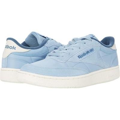 リーボック Club C 85 メンズ スニーカー 靴 シューズ Brave Blue/Chalk