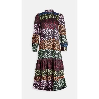 ネバーフリードレス Never Fully Dressed レディース ワンピース ワンピース・ドレス Modest Dress Multi