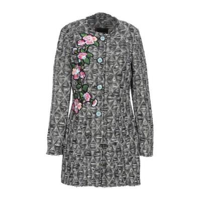 FEMME by MICHELE ROSSI ライトコート  レディースファッション  コート  その他コート ブラック