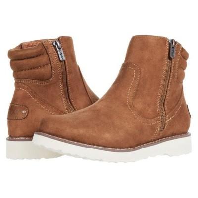 ユニセックス ブーツ Jovie Fur Faux Leather Boots