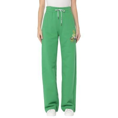 OFF-WHITE™ パンツ グリーン S コットン 100% パンツ