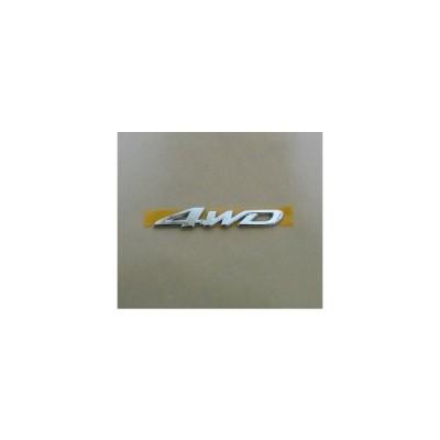 ハイラックスサーフ 4RUNNER VZN185 リヤエンブレム 4WD