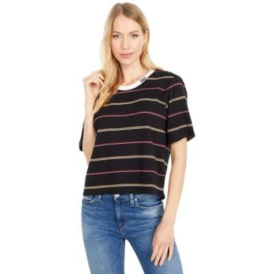 ハーレー レディース シャツ トップス Hello Kitty Jacquard T-Shirt