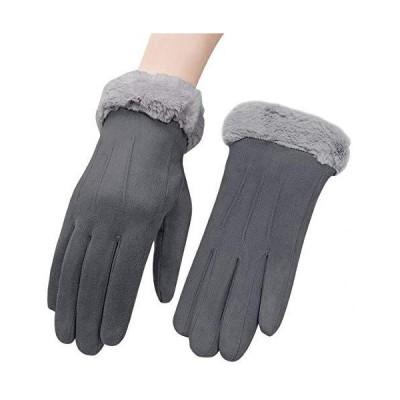 レディース手袋 - Asahi Ji手袋 てぶくろ グローブ ファッション手袋 女性手袋 防寒手袋 スマホ手袋 スマートフォ