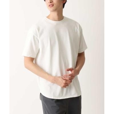 tシャツ Tシャツ 【ユニセックス/接触冷感】ラウンドロングカットソー