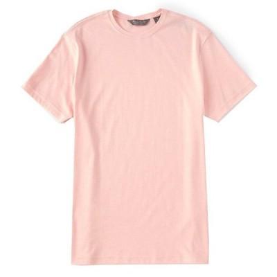 ダニエル クレミュ メンズ Tシャツ トップス Daniel Cremieux Signature Mirco-Stripe Short-Sleeve Tee