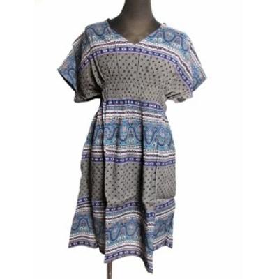 半そでエスニックワンピースエスニック衣料エスニックアジアンファッション