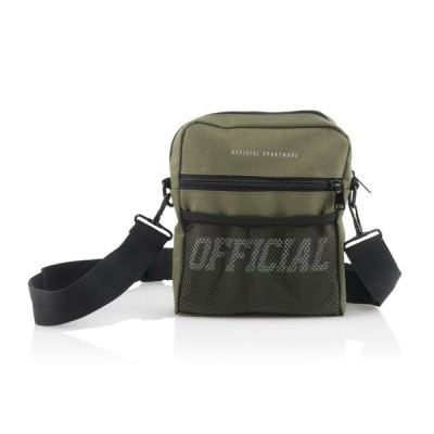 OFFICIAL/オフィシャル MELROSE UTILITY BAG - OLIVE ショルダーバッグ