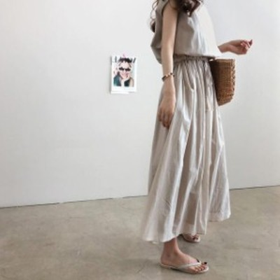 綿麻 シャツワンピース 韓国風 レディース 通勤 OL オフィス シンプル フォーマル 旅行 女性 素敵 ファッション 大きいサイズ ゆったり