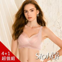 SiOHER韓國熱銷完美零著蠶絲感美胸衣限定快閃專案-獨