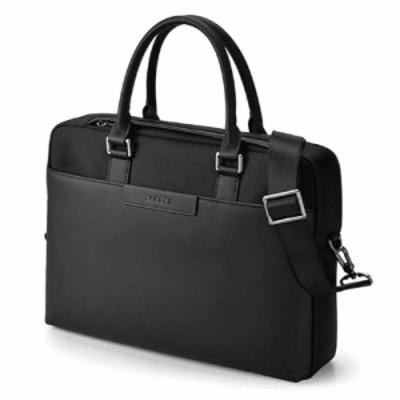 バジェックス ローレル ブリーフケース ブラック 23-5608 メンズバッグ ビジネスバック(代引不可)【送料無料】