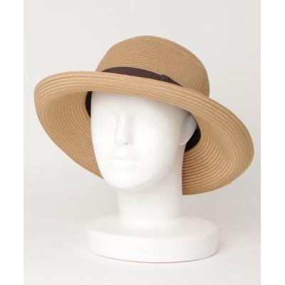 帽子 ハット 【FORT POINT】ウォッシャブルセーラーハット  手洗い可能  汗止めテープに抗菌防臭加工