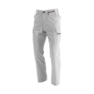 バートル(BURTLE) カーゴパンツ メンズ ワークウエア 7096 シルバー#1 作業服 現場 仕事着 作業着 ズボン