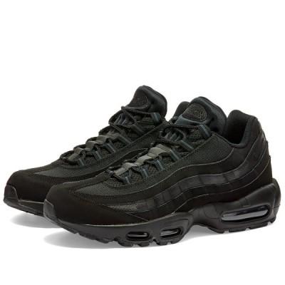 ナイキ/NIKE エアマックス95 メンズ シューズ スニーカー Nike Air Max 95 #609048-092 ブラック Black&Anthracite