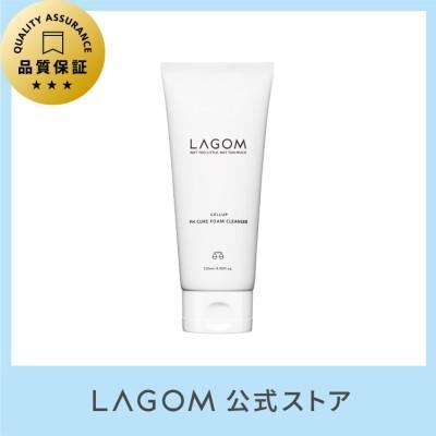 【LAGOM公式】<ラゴム>pHバランシングフォームクレンザー 120ml/アクアリシア/敏感肌/弱酸性/W洗顔不要/韓国コスメ