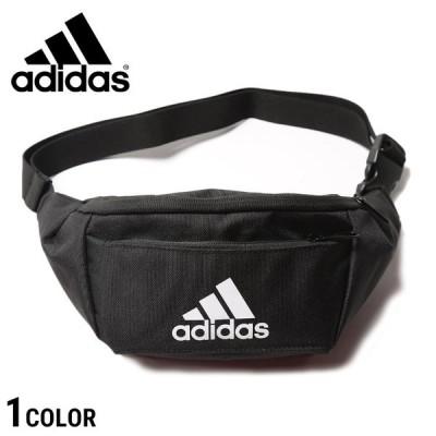 アディダス バッグ adidas ボディバッグ ウエストポーチ ロゴプリント ジップポケット メンズ レディース ユニセックス FN0890