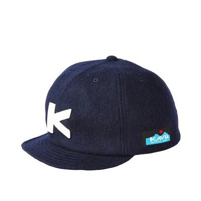 帽子 キャップ KAVU/カブー BASEBALL CAP/ベースボールキャップ(Wool)