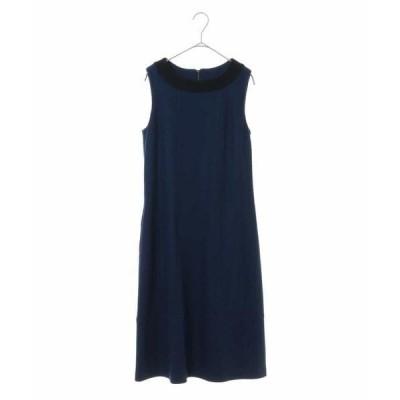 HIROKO BIS / ヒロコビス ウールジャージードレス