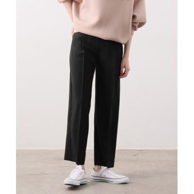ViS / 【EASY CARE】センタープレスカラーセミワイドスラックス<WEB限定> WOMEN パンツ > スラックス