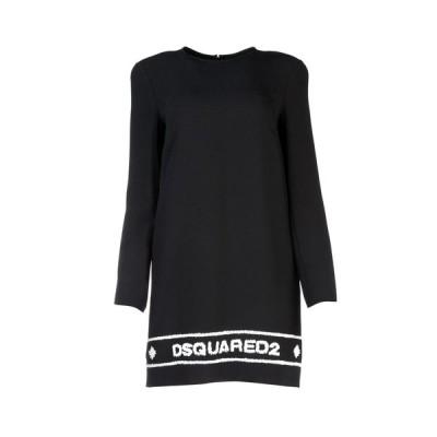 ディースクエアード レディース ワンピース トップス Dsquared2 Logo Dress -
