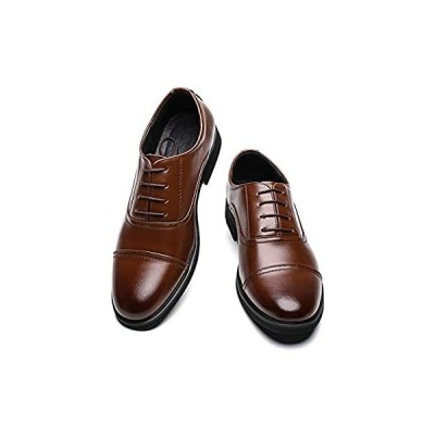 [ziitop] ビジネスシューズ メンズ 本革 紳士靴 革靴 高級靴 ドレスシューズ 通気快適 抗菌 滑り止め ストレート