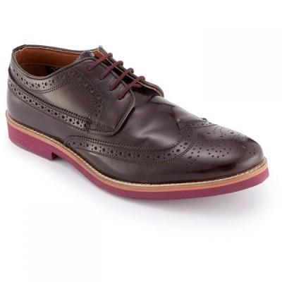 スコープス Skopes メンズ 革靴・ビジネスシューズ ブローグ シューズ・靴 Country Brogue Brown
