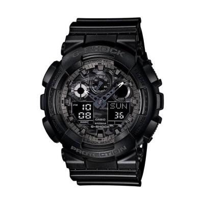 カシオ メンズ腕時計 G-SHOCK スタンダード  GA-100CF-1AJF【正規品】