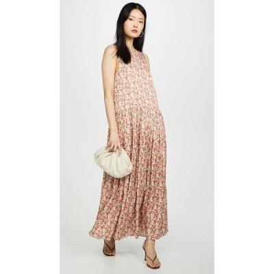 フェイム アンド パートナー Fame and Partners レディース ワンピース ワンピース・ドレス Alana Dress Floral Blush