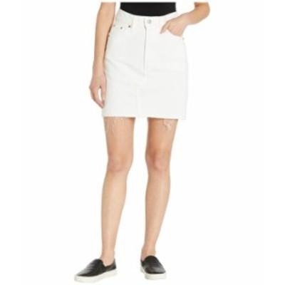 リーバイス レディース スカート ボトムス High-Rise Decon Iconic Skirt White Lie