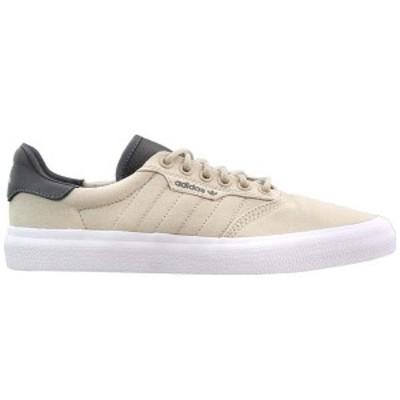 アディダス メンズ スニーカー シューズ 3MC Lace Up Sneakers Clear Brown