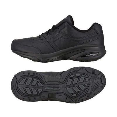 【販売主:スポーツオーソリティ】 リーボック/メンズ/レインウォーカー ダッシュ DMX エクストラワイド / Rainwalker Dash DMX Extra-Wide Shoes メンズ ブラック/グラベル/フラットグレー 25.5CM SPORTS AUTHORITY