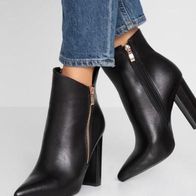 レディース 靴 シューズ KEYLA - High heeled ankle boots - black