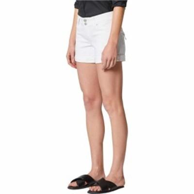 ハドソンジーンズ Hudson Jeans レディース ショートパンツ ボトムス・パンツ Croxley Cuffed Shorts in White White