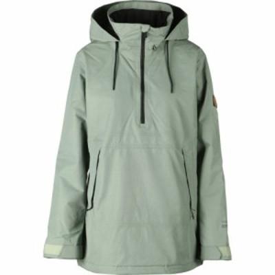 ボルコム Volcom レディース スキー・スノーボード アノラック ジャケット アウター fern insulated gore-tex anorak snowboard jacket D