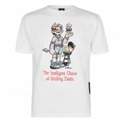 ニューバランス New Balance メンズ Tシャツ トップス Lifestyle Artist Levit Dad
