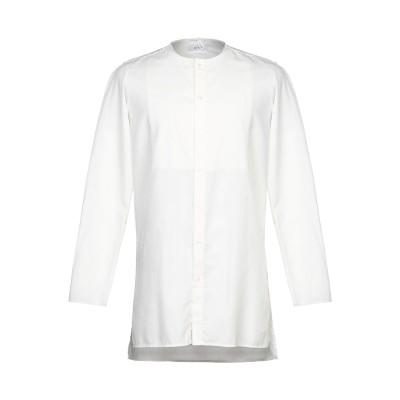 ベルナ BERNA シャツ ホワイト L ポリエステル 65% / コットン 35% シャツ