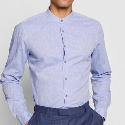 ストレルソン メンズ シャツ CONELL - Shirt - blue