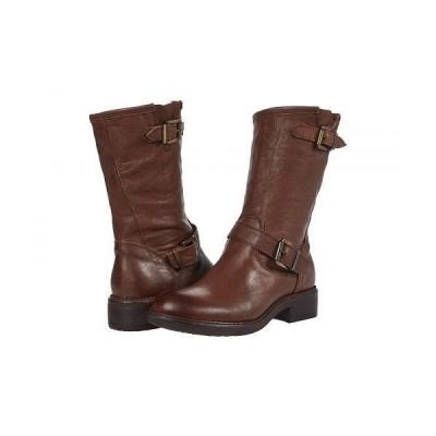 Cordani コルダーニ レディース 女性用 シューズ 靴 ブーツ アンクル ショートブーツ Pike - Brown Leather