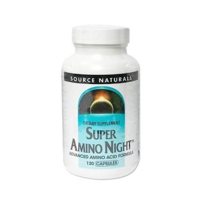 スーパーアミノナイト 120粒サプリメント/アミノ酸/アルギニン/オルニチン/リジン/カルニチン/燃焼系