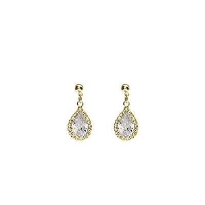 Wedding Jewelry Rhinestone Style Earrings for Women Round Bohemian Dangle E